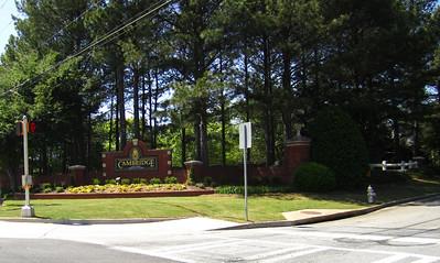 Cambridge Johns Creek GA