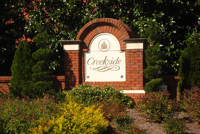 Creekside Johns Creek Neighborhood