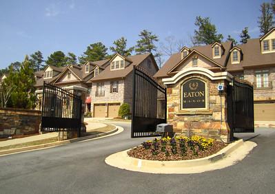 Eaton Manor Townhomes Johns Creek