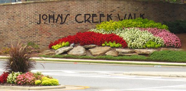 Johns Creek Walk GA Homes