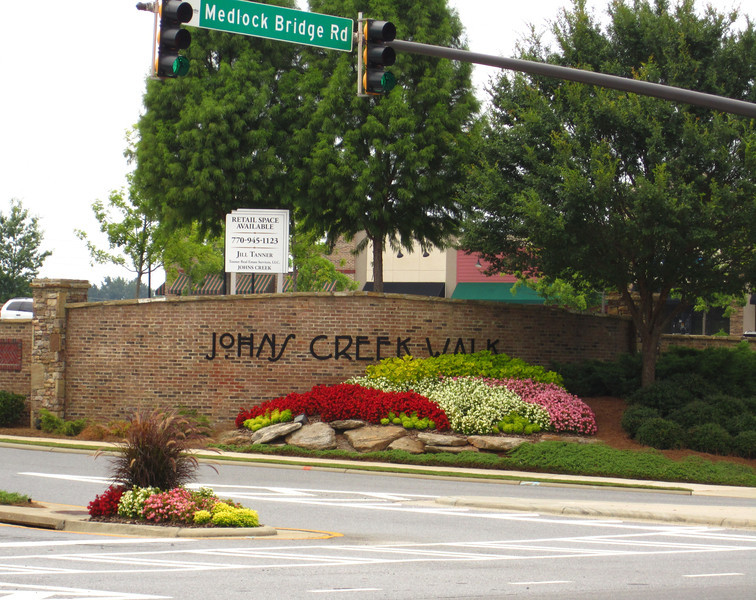 Johns Creek Walk Community GA (1)