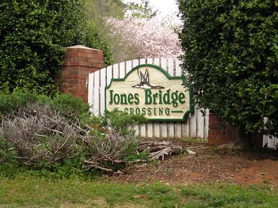 Jones Bridge Crossing Subdivision