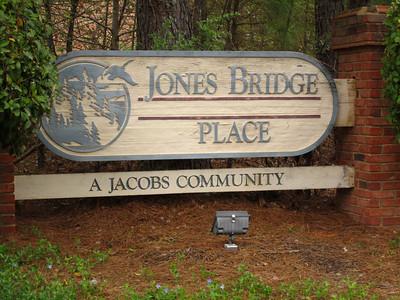 Jones Bridge Place Neighborhood