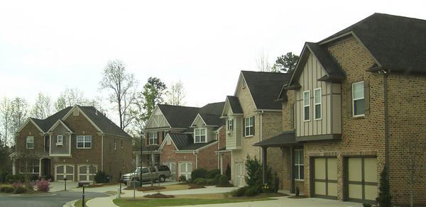 Mabry Park Centex Homes Built