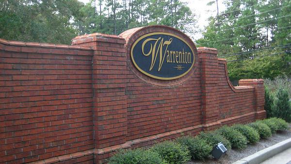 Warrenton Johns Creek GA