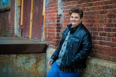 John's Senior Photos
