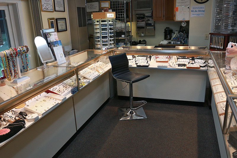 John's Watch and Jewelry in Lunenburg. SENTINEL & ENTERPRISE/JOHN LOVE