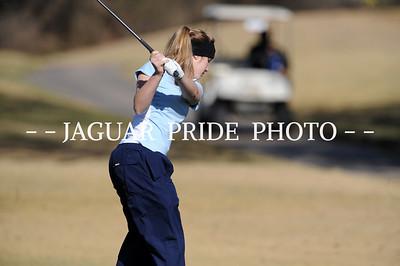 Johnson Golf - December 6, 2008 - Girls Varsity at the NEISD Tourney