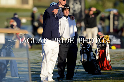 Johnson Golf - November 4, 2011 - Varsity Boys at NEISD Shoot Out JPP01