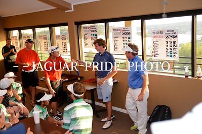 Johnson Golf - April 9, 2013 - Varsity Boys 26-5A Tournament JPP01