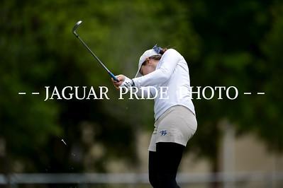 Johnson Golf - April 19, 2013 - Varsity Girls Golf at Region IV Tournament
