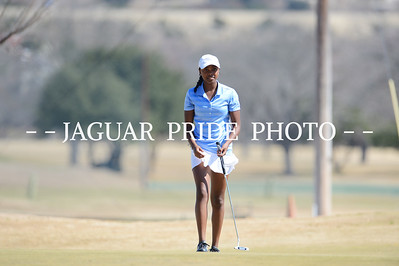 Johnson Golf - February 17, 2014 - Varsity Girls at NEISD in Kerrville