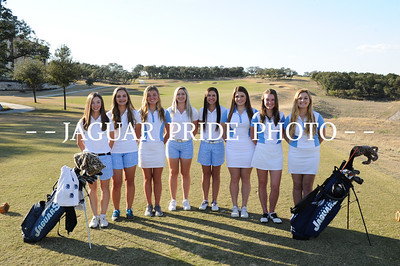 Johnson Golf - February 17, 2016 - Varsity Team Photo Day