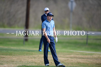 Johnson Golf - March 5, 2016 - Varsity Boys at Regional Run Through
