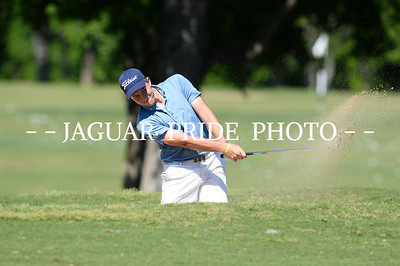 Johnson Golf - April 5, 2016 - Varsity Boys at District 26-6A