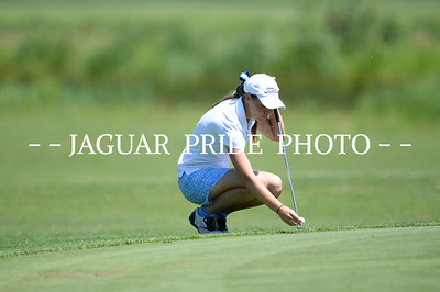 Johnson Golf - April 14, 2016 - Varsity Girls at Region IV Championship
