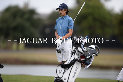 Johnson Golf - October 14, 2016 - Varsity Boys at Lake Travis Invitational