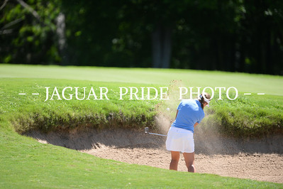 Johnson Golf - March 25, 2017 - Varsity Girls at NEISD TOC