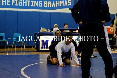 Johnson Wrestling - December 1, 2011_Varsity Dual vs MacArthur JPPGR