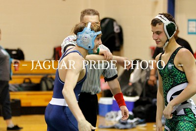 Johnson Wrestling - December 10, 2011 - Varsity at Russ Pederson JPPGR