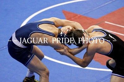 Johnson Wrestling - February 23, 2012 - Varsity at State Tournament Day One JPPGR