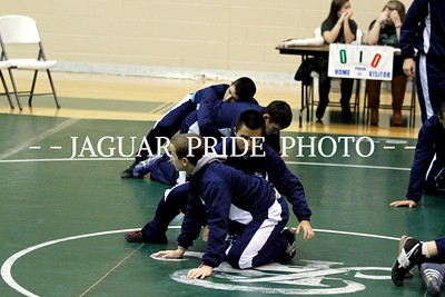 Johnson Wrestling - January 13, 2012 - JV at Reagan Rattler Tournament JPPGR