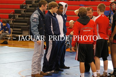 Johnson Wrestling - January 14, 2012 - Varsity at State Duel Meet JPPGR