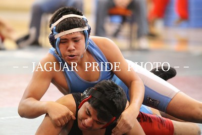 Johnson Wrestling - Februaray 1-2, 2013 - JV And Varsity at the District 29 Tournament