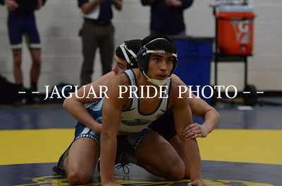 Johnson Wrestling - January 17, 2014 - Varsity at Dallas Jesuit JPP09