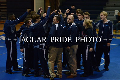 Johnson Wrestling - December 4, 2014 - New Braunfels/Wagner Duals