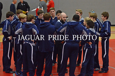 Johnson Wrestling - Jan. 15, 2015 - Judson Dual
