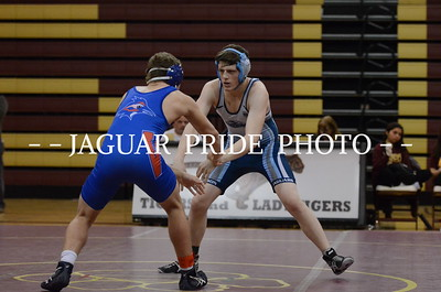 Johnson Wrestling - Jan. 21, 2015 - Westlake/Dripping Springs Meet