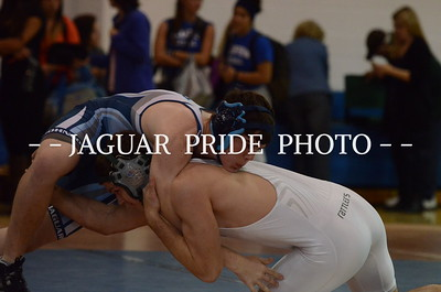 Johnson Wrestling - Jan. 30, 2015 - Quad District Duals