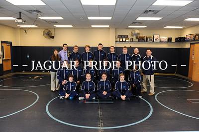 Johnson Wrestling - January 14, 2016 - Varsity and JV Team Photo Day