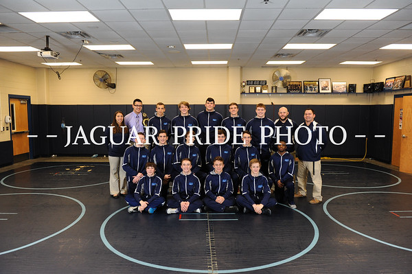 Johnson Boys and Girls Wrestling