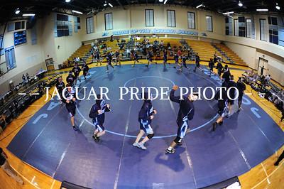 Johnson Wrestling - November 17, 2016 - Varsity vs Reagan