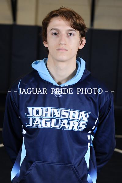 Johnson Wrestling - January 18, 2017 - Varsity and JV Team photo day