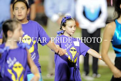 Johnson Dance - October 22, 2011 - 2011 Dance Clinic Football Game