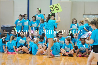 Johnson Dance and Drill - October 4, 2014 - Showoff and Halftime Performance