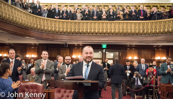 Speaker Election 1/3/18