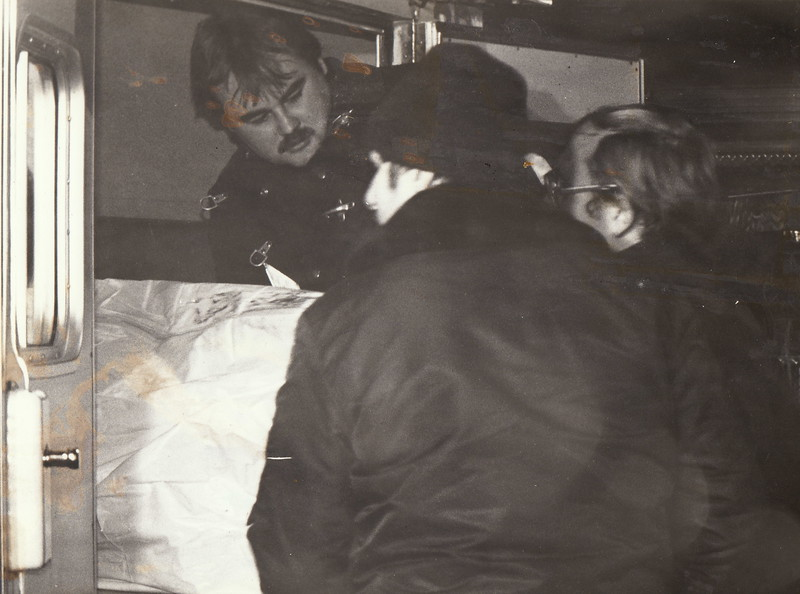 Body of Murdered Diane Masters, Willow Springs, IL., 1980's