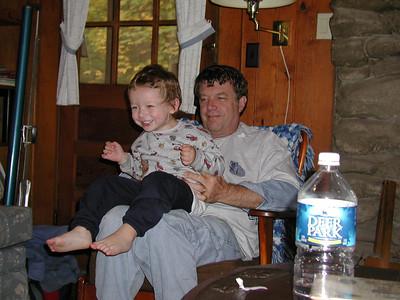 Hayden and Gene.