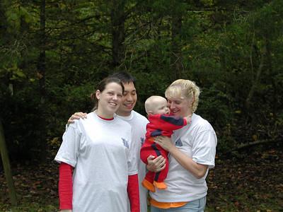 Emily, Nathan, Betsy, and Vidar.