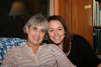 Elisabeth and Aunt Clara