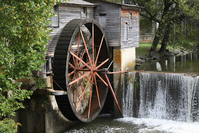 Old Mill Square - Pigeon Forge, TN.