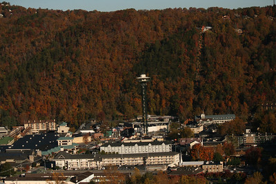 Gatlinburg in the Day