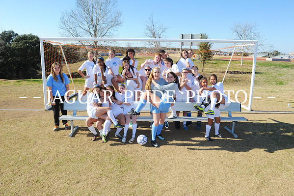 Johnson Girls Soccer
