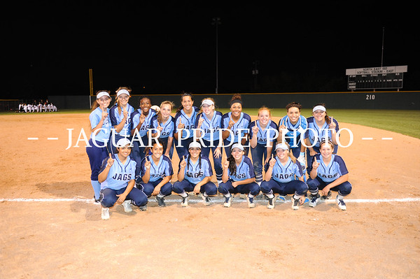 Johnson Girls Softball