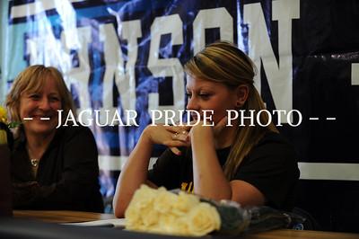 Johnson Swim - November 18, 2009 - Claudia Carlson Signs with Wyoming JPP01
