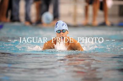 Johnson Swim - October 17, 2009 - Varsity vs Boerne and Madison